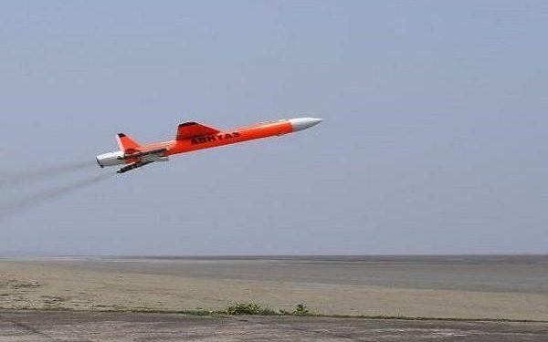 Successful flight test of Abhyas