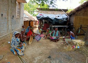 Plastic kills livelihood of bamboo artisans