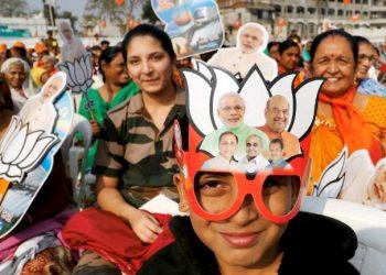 Return of BJP: Social media bursts into memes, jokes