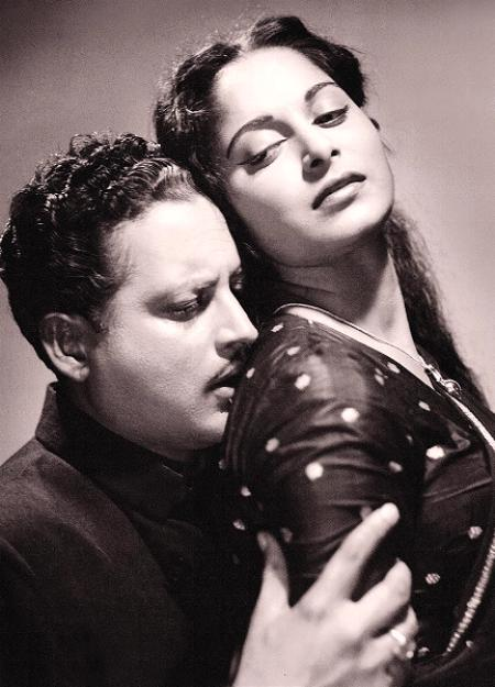 Hindi film stars with one-sided love stories