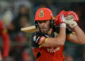 de Villiers was in sublime form in this edition of the Indian Premier League (IPL) as he scored 442 runs in the 13 matches he played for Royal Challengers Bangalore (RCB).