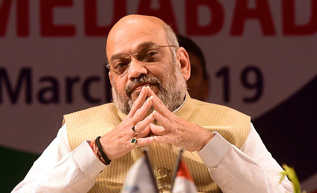 Amit Shah wants India to be a top-notch nation to tackle disasters