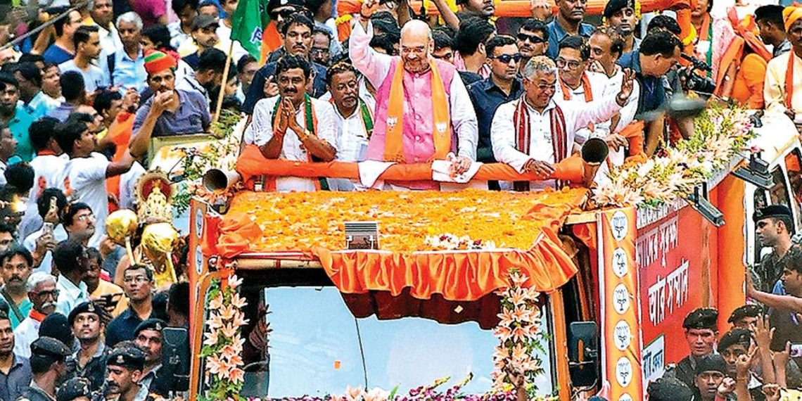The BJP leader was addressing a meet of intellectuals in the city Tuesday.