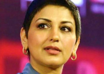 Sonali cried all night after cancer diagnosis