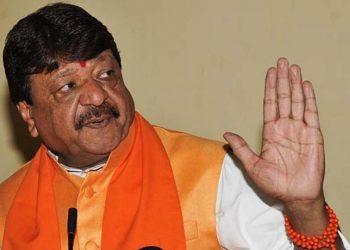 BJP general secretary Kailash Vijaywargiya