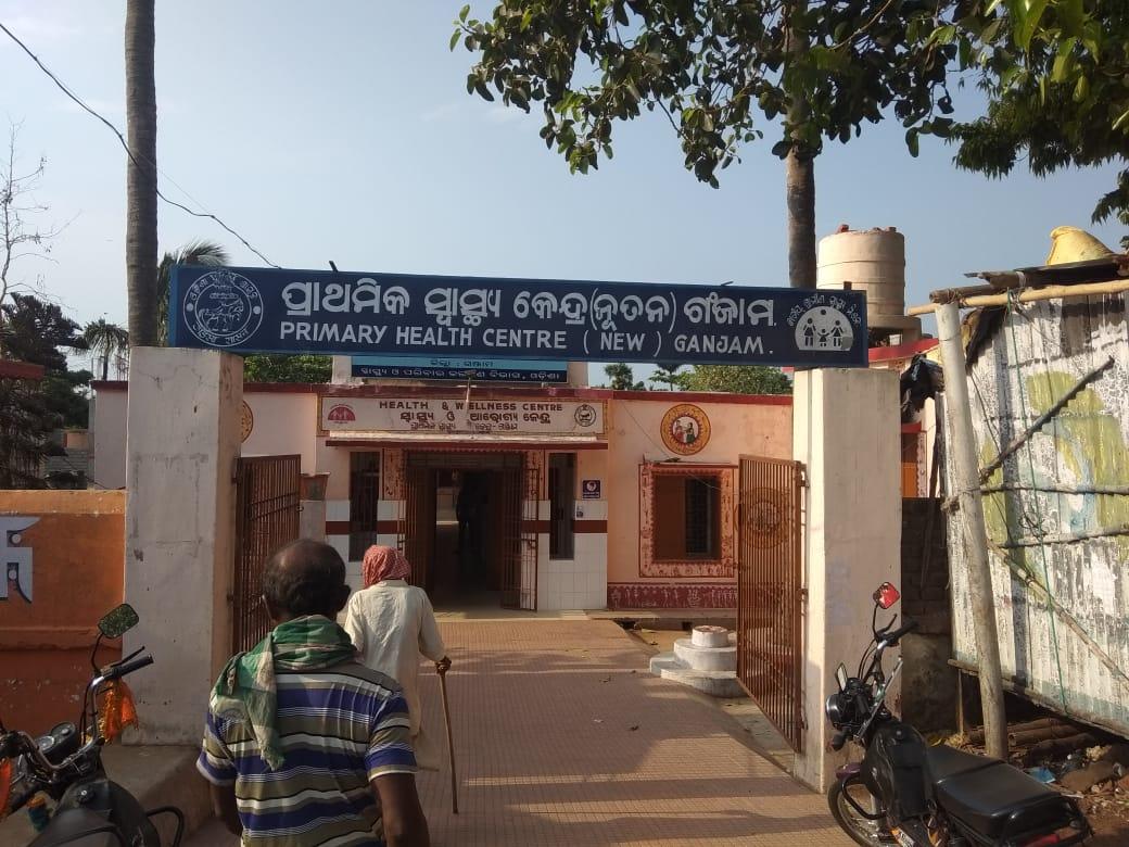 Doctor crunch hits PHC in Ganjam - OrissaPOST