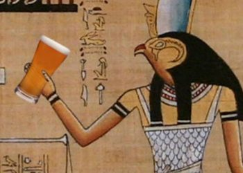 In ancient times, beer was an important ingredient in people's daily diet.