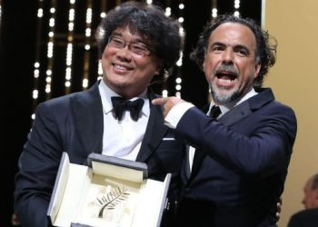 Bong Joon Ho's 'Parasite' bags the 'Palme d'Or' in Cannes (AFP)
