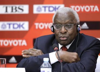 Investigating magistrates are considering charging Al-Obaidly with active corruption, while Diack (pictured) will act as a key witness in the matter and will be charged with passive corruption.