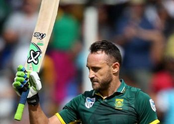 The Proteas are yet to reach the finals of the World Cup having been knocked out at the semifinal stage four times in the past.