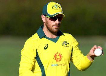 Australia skipper Aaron Finch