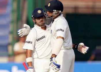 VVS Laxman was the latest cricketer to offer support to Gambhir after Harbhajan Singh.