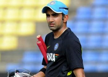 Gambhir went on to further explain that as a sportsman, it is important that one strives to succeed and reach greater heights with every performance.