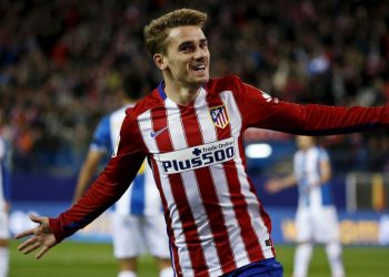 The 28-year-old Griezmann has a contract until 2023 with Atletico, but has a buy-out clause of 120 million euros.