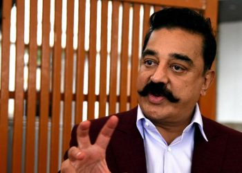 His comment created a huge row nationwide and police complaints were filed in Aravakuruchi against Haasan for trying to create enmity between communities.