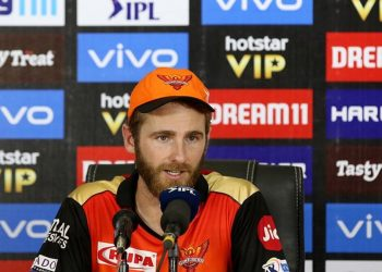 Sunrisers Hyderabad slumped to a heart-wrenching two-wicket defeat against Delhi Capitals to crash out the IPL here Wednesday night.