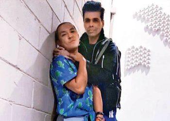 Gurung wrote that he loves Karan but only as a friend.
