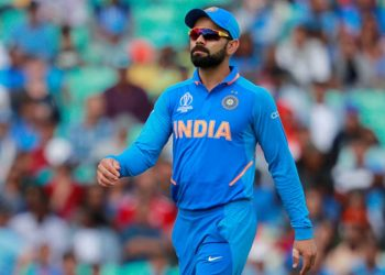 Saturday, Kohli's decision to pose a challenge for his batting lineup led to top-order collapse at Kennington Oval, London.