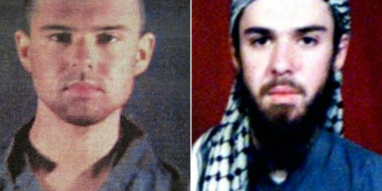 Known as 'Detainee 001' in the US War on Terror, Lindh's release after 17 years in prison.