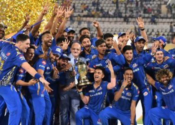 Bumrah bowled a clinical four-over giving away just 14 runs and picked up two crucial wickets as Mumbai clinched their fourth IPL trophy.