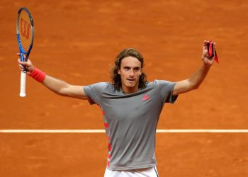 Tsitsipas' stunning victory Saturday means he reaches his fourth ATP final of the season while fully vindicating those that have him circled as a future star of the men's game.
