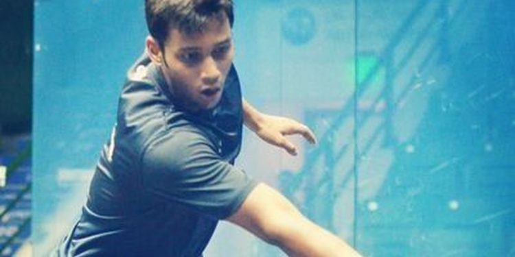 The top-seeded Mahesh beat third seed Bernat Jaume of Spain in four games 11-9, 3-11, 11-5, 11-5 to win his 8th PSA title.