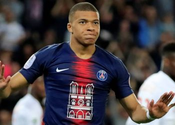 The 20-year-old backed up his excellent 2018 World Cup, where he scored four times as France won the trophy, by netting 38 times for PSG this season.