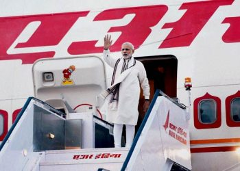 According the RTI reply, cabinet ministers and the prime minister spent Rs 311 crore, while ministers of state spent Rs 82 crores on their foreign and domestic visits.
