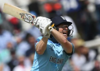 Half centuries by Jason Roy (54), Joe Root (51), Morgan (57) and all-rounder Ben Stokes (89) helped the hosts post 311 for eight before they bundled South Africa for a paltry 207.