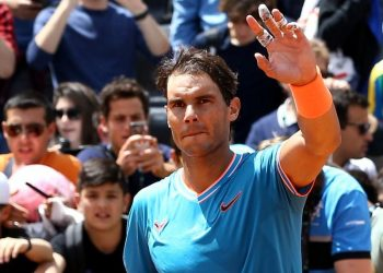 For 32-year-old Nadal it is his fourth straight semi-final on clay this season, but he has not managed to go further before his bid for a 12th French Open title at Roland Garros.