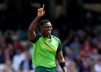 South Africa were thrashed by 104 runs by hosts England in the opening match of the ICC World Cup, which began at The Oval Thursday.