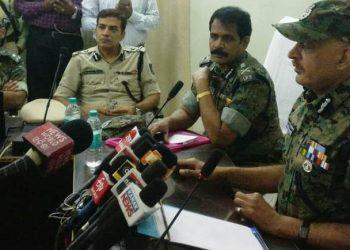 DGP compliments cops for anti-Naxal breakthrough