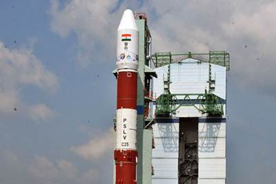 Countdown begins for Indian rocket's Wednesday launch