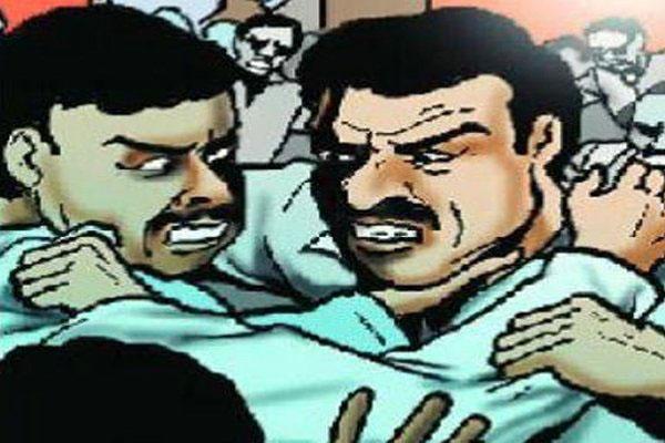 Post-poll violence erupts; 4 injured