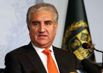 Addressing an Iftar dinner in Multan Saturday, Qureshi said both India and Pakistan should sit on negotiation table to solve issues for the sake of prosperity and peace of the region.