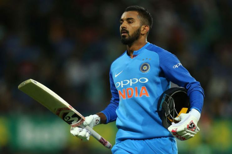 Despite much debate and discussion around the batting position, who would bat at number four -- Vijay Shankar or Rahul -- remains a riddle.