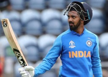 Rahul has more or less guaranteed his place in India's World Cup playing XI with a hundred against Bangladesh in the warm up game Tuesday while batting at the much talked about No.4 slot.