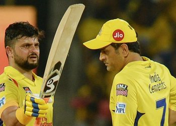 Raina also hinted that he might take up CSK captaincy as and when Dhoni decides to call it quits.