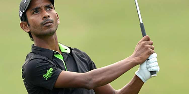 The tussle between Rashid and the DGC goes back a long time over the latter's refusal to allow him to practice at the iconic 18-hole course.