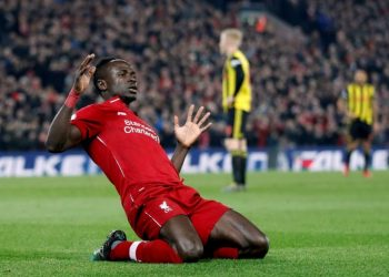 Mane scored for Liverpool in last season's Champions League final, which ended in the disappointment of a 3-1 defeat by Real Madrid in Kiev.