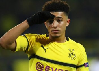 Dortmund's Jadon Sancho has been linked with a move to Manchester United, but would cost more than 100 million.