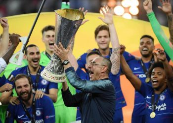 The Chelsea manager and ex-banker already had the most improbable rise from Tuscan amateur teams to soccer's elite, but he had never before had a winners' medal.