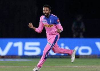 Gopal became the second bowler after Sam Curran of Kings XI Punjab to take a hat-trick in the ongoing IPL season.