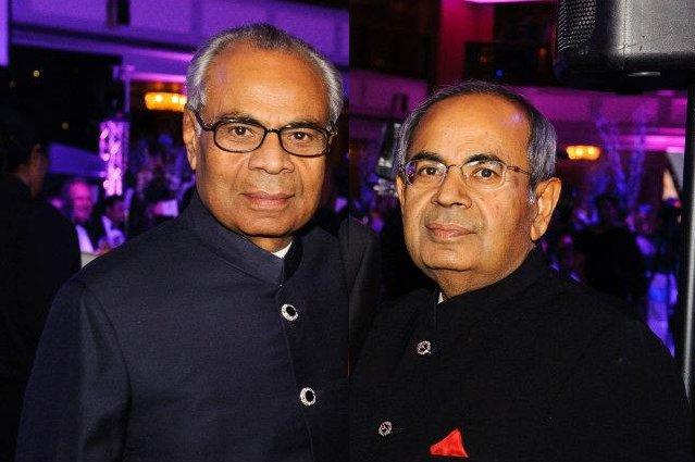 Indian origin brothers dominate UK's rich list - OrissaPOST