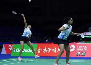 India had reached the quarterfinals in the 2011 and 2017 editions of the Sudirman Cup.