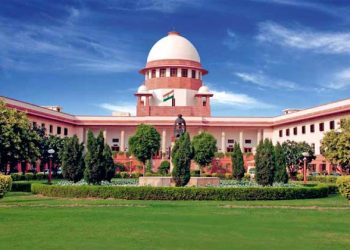 A bench of Justices S.A. Bobde and B.R. Gavai asked the government to file its response within four weeks.