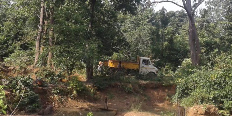 Locals fume over illegal mining of soil