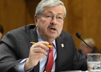 US Ambassador to China Terry Branstad