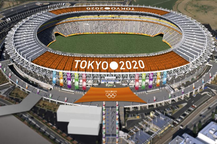 Under the new legislation, drone flights will be restricted over the Olympic sites as well as venues for the Rugby World Cup that kicks off this September.