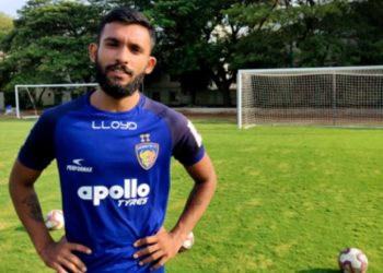 The 26-year-old from Neyveli will be moving to Chennaiyin FC after three seasons at Chennai City FC, with whom he won the 2018-19 I-League title recently.
